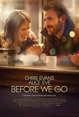 Preden greš - Before We Go
