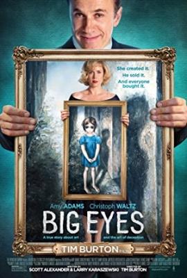 Velike oči - Big Eyes