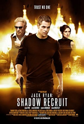 Agent Ryan - Jack Ryan: Shadow Recruit