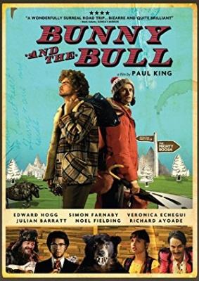Zajček in bik - Bunny and the Bull