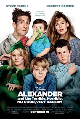 Alexander in grozen, ušiv, zelo zanič dan - Alexander and the Terrible, Horrible, No Good, Very Bad Day