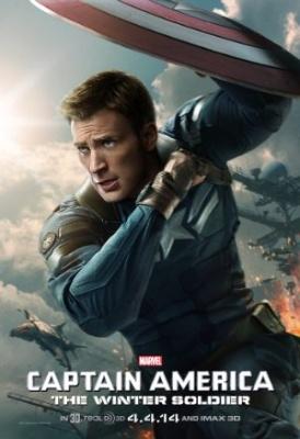 Stotnik Amerika: Zimski vojak - Captain America: The Winter Soldier