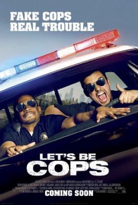 Skoraj policaja - Let's Be Cops
