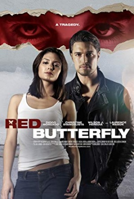 Rdeči metulj - Red Butterfly