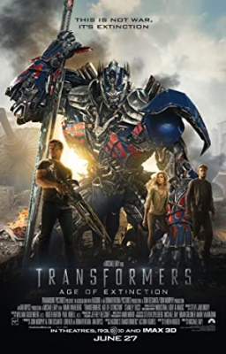 Transformerji: Doba izumrtja - Transformers: Age of Extinction