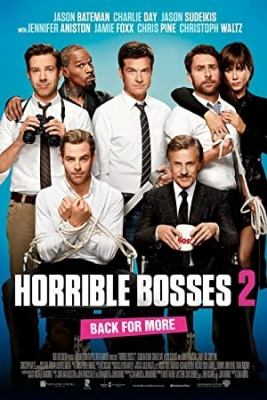Kako se znebiti šefa 2 - Horrible Bosses 2