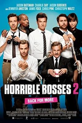 Kako se znebiti šefa 2 - Horrible Bosses 2
