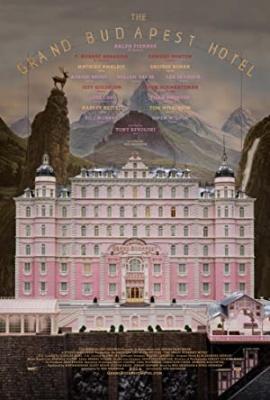 Grand Budapest hotel - The Grand Budapest Hotel
