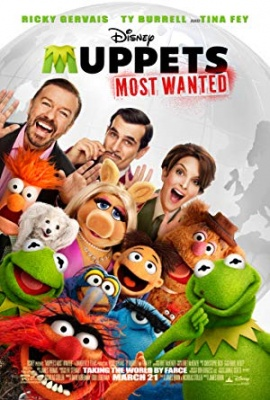 Muppetki na begu - Muppets Most Wanted