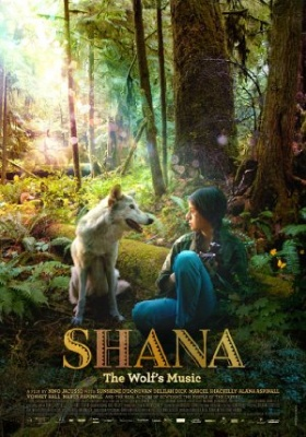 Shana, glasba volka - Shana: The Wolf's Music
