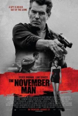 Novembrski mož - The November Man