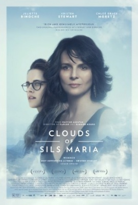 Oblaki nad Sils Mario - Clouds of Sils Maria