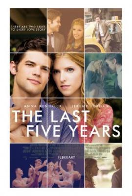 Zadnjih pet let - The Last Five Years