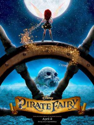 Zvončica in piratska vila - The Pirate Fairy