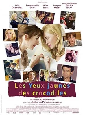 Rumene krokodilove oči - Les yeux jaunes des crocodiles
