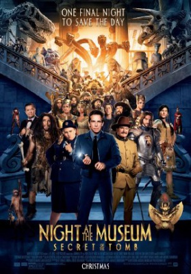Noč v muzeju: Skrivnost grobnice - Night at the Museum: Secret of the Tomb