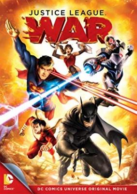 Liga pravičnih: Vojna - Justice League: War