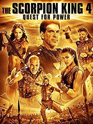 Kralj škorpijonov 4 - The Scorpion King 4: Quest for Power