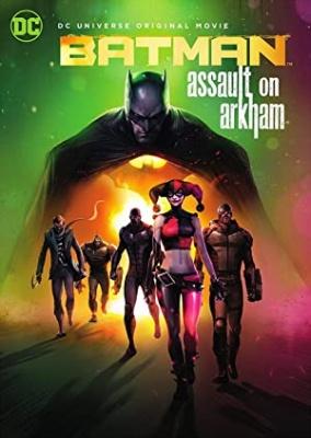 Batman: Napad na Arkham - Batman: Assault on Arkham