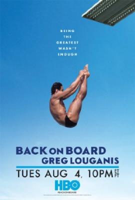 Spet na deski: Greg Louganis - Back on Board: Greg Louganis