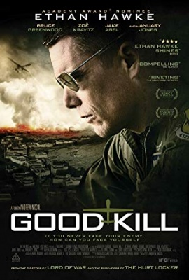 Vojna dronov - Good Kill