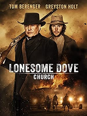 Cerkev osamljene golobice - Lonesome Dove Church