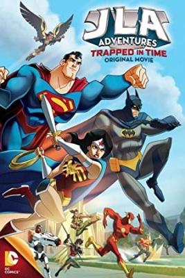Liga pravičnih: Ujeti v času - JLA Adventures: Trapped in Time