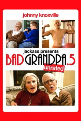 Nesramni dedi in pol - Bad Grandpa .5