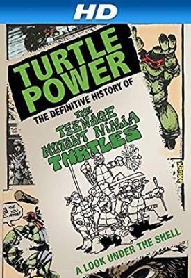 Želvja moč: Zgodba o Ninja želvah