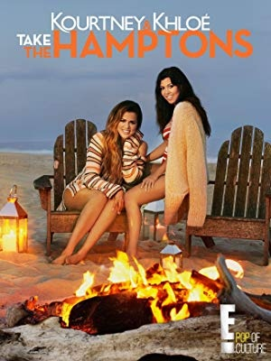 Kourtney in Khloe osvojita Hamptons