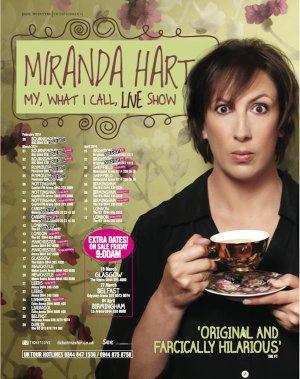 Miranda Hart: Moj tako imenovani nastop v živo - Miranda Hart: My, What I Call, Live Show