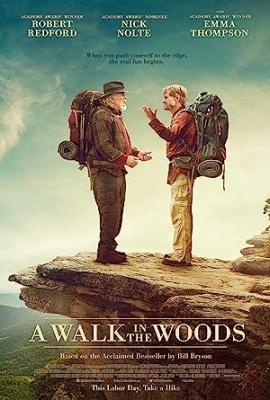 Sprehod po gozdu - A Walk in the Woods