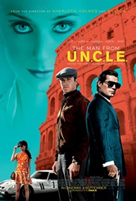 Mož iz agencije U.N.C.L.E. - The Man from U.N.C.L.E.
