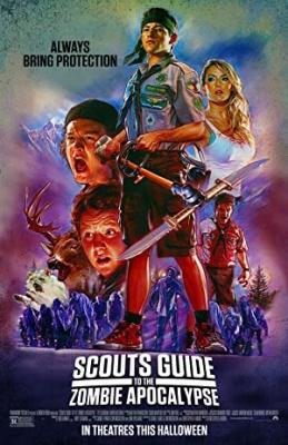 Skavti proti zombijem - Scouts Guide to the Zombie Apocalypse