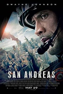 Prelomnica Svetega Andreja - San Andreas
