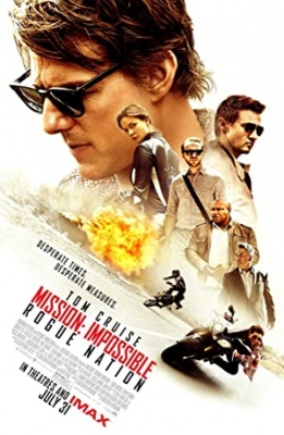 Misija: Nemogoče - Odpadniška nacija - Mission: Impossible - Rogue Nation