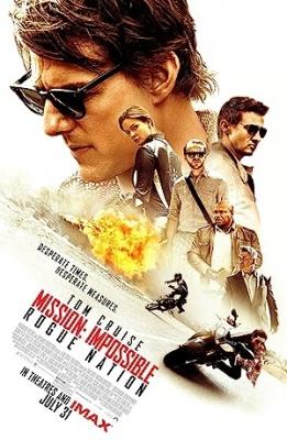 Misija: Nemogoče - Odpadniška nacija - Mission: Impossible - Rogue Nation