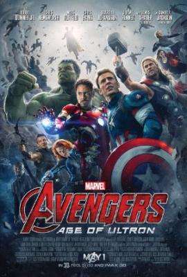 Maščevalci: Ultronova doba - Avengers: Age of Ultron