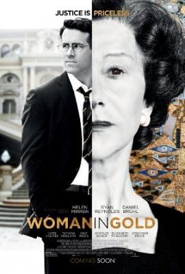 Ženska v zlatu - Woman in Gold