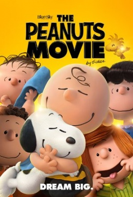 Snoopy in Charlie Brown: Film o Arašidkih - The Peanuts Movie