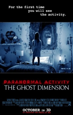 Paranormalno 5: Dimenzija prikazni - Paranormal Activity: The Ghost Dimension