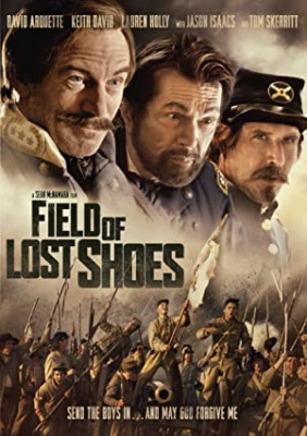 Polje izgubljenih čevljev - Field of Lost Shoes