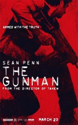 Strelec - krvava pogodba - The Gunman