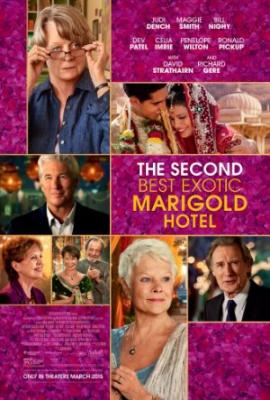 Eksotični hotel Marigold 2 - The Second Best Exotic Marigold Hotel