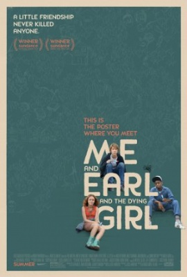 Jaz, Earl in umirajoče dekle - Me and Earl and the Dying Girl
