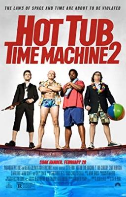 Nazaj v osemdeseta 2 - Hot Tub Time Machine 2