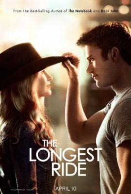 Najdaljša pot - The Longest Ride