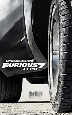 Hitri in drzni 7 - Furious 7