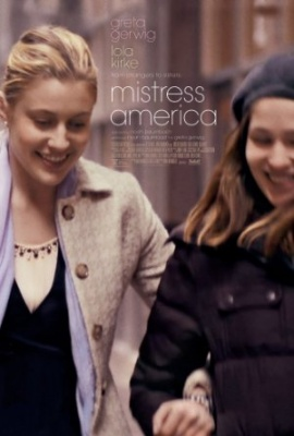 Ameriška ljubica - Mistress America