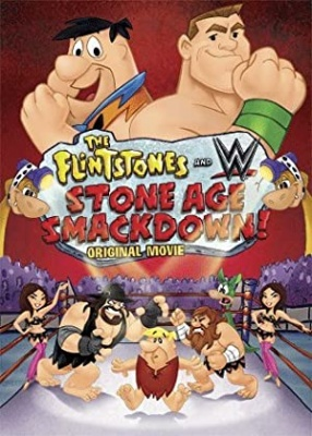 Kremenčkovi na rokoborbi - The Flintstones & WWE: Stone Age Smackdown